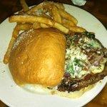 Spartan burger