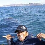 Captain's Whale Shark Smile!