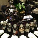 L'assortimento per il tè delle cinque (gratuito)