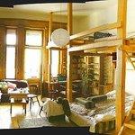 двухъярусная комната