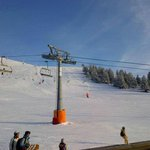 Chairlifts to top