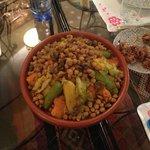 couscous merveilleux du Riad