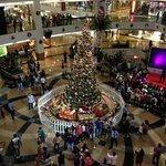Infinity Mall Malad on Christmas