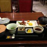 Japan breakfast set