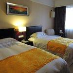 beds (Shantou Golden Gulf Hotel)