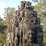 The hotel is situated not far from Angkor city of temples