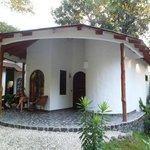 bungalow del hotel