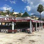 Merendero Jose Cruz - side view