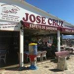 Merendero Jose Cruz - signage