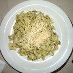 Um dos pratos preparados pelo Sr. Massimo (pode ser adquirido a noite, qnd funciona o restaurant