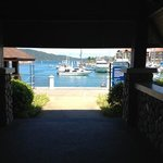 gateway to Marina from Pacific Sutera