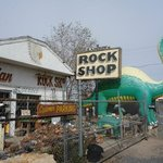 Visit the Rock shop!