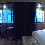 Vue panoramique chambre 202