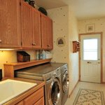 Laundry facilities available for a fee