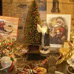 Bethany Lowe Christmas items & collectables found in our new Boutique onsite
