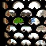 carved window apertures