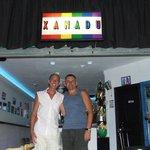 Craig and David, owners of Xanadu Bar, GC
