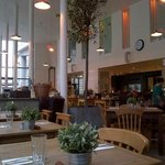 Great restaurant on premises: Natural Kitchen