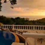 Esplendida vista al Pacifico y Playa Dominicalito