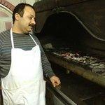 Ramazan, owner and cook.