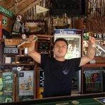 best bartender in Cancun!