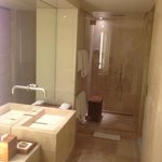 the second bathroom in the second level ( sleeping area)