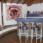 Die Bar an Heiligabend