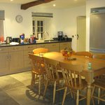 Kitchen in 3 bed cottage