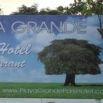 Playa Grande Park Hotel & Restaurant