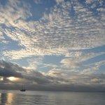 so viel Himmel und Meer!