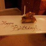 My Surprise Cake