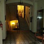 Corridoio al piano