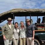 The vehicles are the best in the Masai Mara