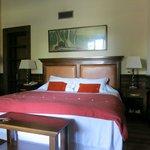The Ombu Bedroom on the ground floor
