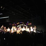 View of a concert at The Stone Pony.