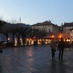 Piazza di orte San Giulio