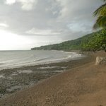 A view from the beach; Recuerdo Beach Resort