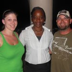Latoya was our waitress everyday and we became friends. so sweet!