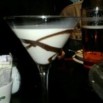 marshmellow martini