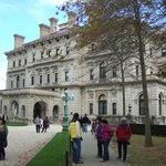 Newport Road Island Great Mansion