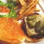 Jalapeno Burger.
