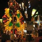 Christmas at Night Cafe Divisoria