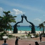 Les magnifiques plages de Playa del Carmen