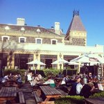The Beer Garden, Village Brasserie