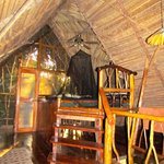 Main level Jungle Cabana