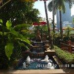 Amari Boulevard's pool