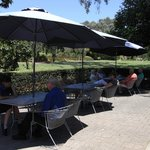 Lovely Cafe' at the Japanese Gardens, Cowra