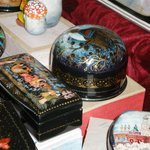 more beautiful lacquerware-I bought the round one!