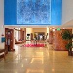 lobby de hotel
