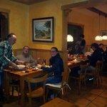Cena en Xalet Refugui Pere Carné